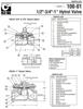 Picture of HYTROL REPAIR KIT | BRASS | 3/4 | 91 | 9169802H