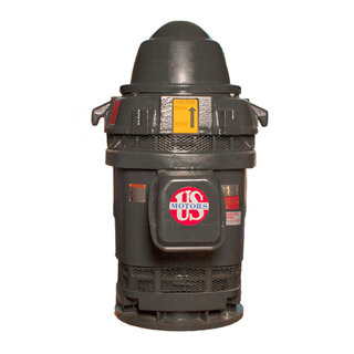 Picture of US ELECTRIC MOTOR | 15 HP | 1800 RPM | NRR